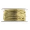 Silver Plate Wire 26ga Lead/nickel Safe Champange
